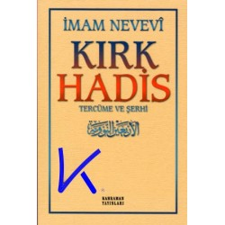 Kırk Hadis - Imam Nevevî