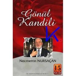 Gönül Kandili - 15 VCD - Necmettin Nursaçan