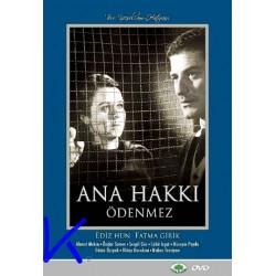Ana Hakkı - Ediz Hun-Fatma Girik - DVD