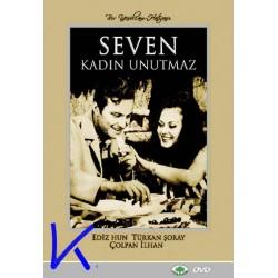 Seven Kadın Unutmaz - Ediz Hun-Türkan Şoray - DVD