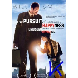 Umudunu Kaybetme - Pursuit of Happyness, Will Smith - VCD