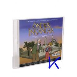 Önder Insanlar - Mimar Sinan, Yunus Emre, Akşemsettin - VCD