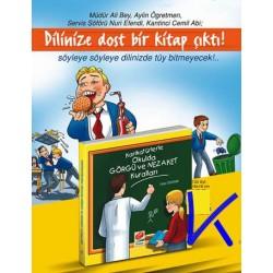 Karikatürlerle Okulda Görgü ve Nezaket Kuralları - Eyup Özdemir