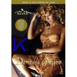 Dönüşü Yok - Danseuse Asena - CD + DVD, Müzik ve Dans Albümü bir arada