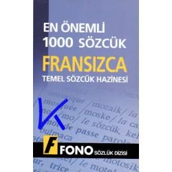 Fransızca En Önemli 1000 Sözcük, Temel Sözcük Hazinesi - Nazan Dura