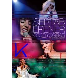 Sertab Erener Otobiyografi - Istanbul Konseri - DVD