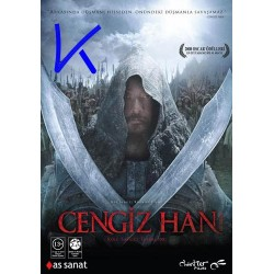 Cengiz Han - Mongol - VCD