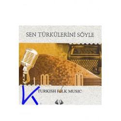 Sen Türkülerini Söyle 1 - Turkish Folk Music