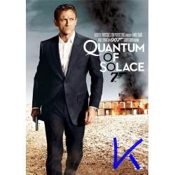 Quantum of Solace, James Bond 007 - VCD
