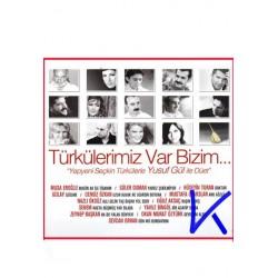 Türkülerimiz Var Bizim - Seçkin Türküler, seçkin sanatçılar