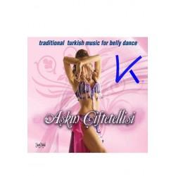 Aşkın Çiftetellisi - Traditional Turkish Music for Belly Dance