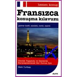 Fransızca Konuşma Kılavuzu, Hemen Konuş, Gramer, Sözlüklü