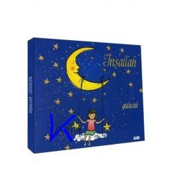 Inşallah - Gülücük - çocuk ilahileri - CD