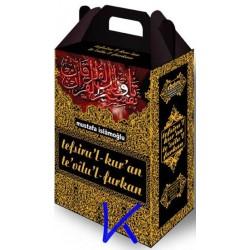 Tefsiru'l Kur'an Te'vilu'l-Furkan DVD Komple Seti - Mustafa Islamoğlu