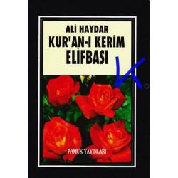 Kur'an-ı Kerim Elifbası - Ali Haydar, Pamuk