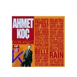 Koleksiyon - Ahmet Koç, 4 CD birarada, nota ve akor kitabı ile