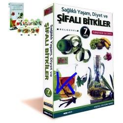 Sağlıklı Yaşam, Diyet ve Şifalı Bitkiler - 7 VCD