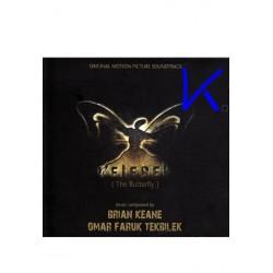 Kelebek (the butterfly) - Brian Keane, Ömer Faruk Tekbilek - 2 CD