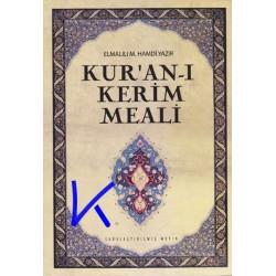 Kur'an-ı Kerim Meali - Orta Boy, sade meal (Kuran) - Elmalılı M. Hamdi Yazır