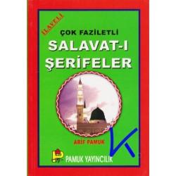 Salavat-ı Şerifeler, çok faziletli, dualar - Arif Pamuk