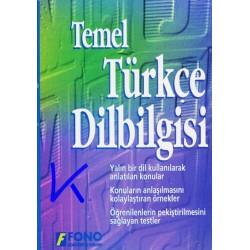 Temel Türkçe Dilbilgisi - Fono