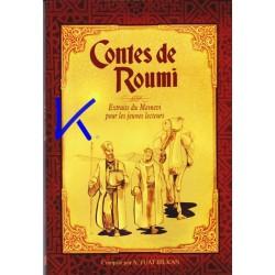 Contes de Roumi - Extraits du Mesnevi pour jeunes lecteurs - A. Fuat Bilkan - Mevlana