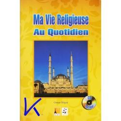 Ma Vie Religieuse au Quotidien - Osman Bilgen - Livre + CD