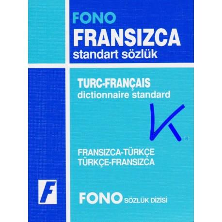 Fransızca Öğrenci Sözlüğü - standart fransizca-türkçe, türkçe fransizca sözlük - orta boy - Aydın Karaahmetoğlu