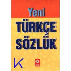 Yeni Türkçe Sözlük - Büyük boy