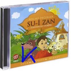 Su-i Zan, Önyargılı Olmak - Ahlaki Değerler, çizgi film - VCD