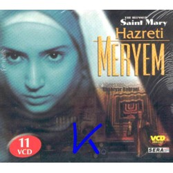 Hazreti Meryem - The Blessed Saint Mary -  Hz Meryem - 11 VCD