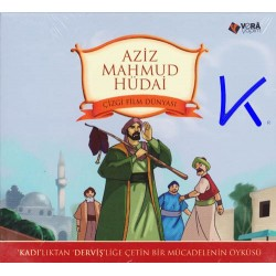 Aziz Mahmud Hüdai - çizgi film - VCD