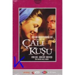 Çalıkuşu - Reşat Nuri Güntekin - 7 VCD - dizi film