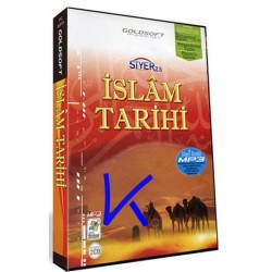 Islam Tarihi - Siyer 2.5 - 2 CD (PC CDR + MP3) - bilgisayar programı