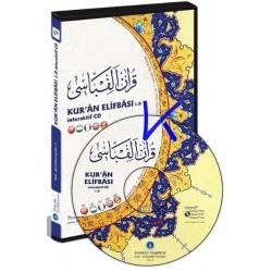 Kur'an Elifbası 1.0 interaktif CD - 5 dilde Kuran elifbe CDR