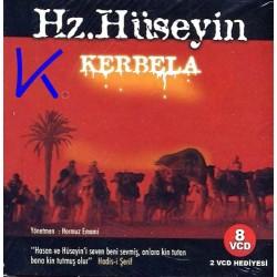 Hz Hüseyin - Kerbela - 8 VCD