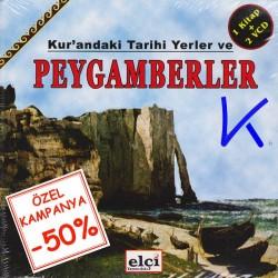 Peygamberler, Kuran'daki Tarihi Yerler ve Peygamberler - 1 kitap + 2 VCD set