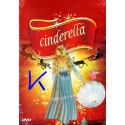 Cinderella - çizgi film - DVD