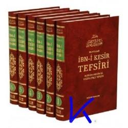 Ibn-i Kesir Tefsiri, muhtasar - Kur'an-ı Kerim'in Hadislerle Tefsiri - 6 cilt - Ibn Kesir