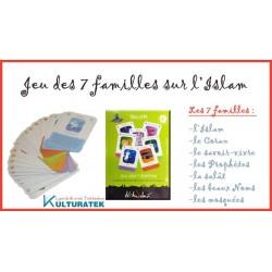 Jeu des 7 Familles - Islam - 48 cartes