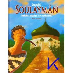 Le Prophète Soulayman - son histoire magnifique et ses enseignements - Neila Andrieux - Süleyman Peygamber