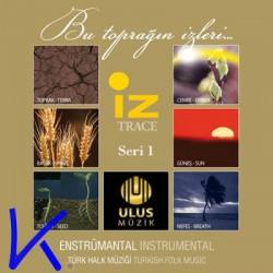 Bu Toprağın Izleri seri 1 - 6 CD - enstrümental - Türk Halk Müziği