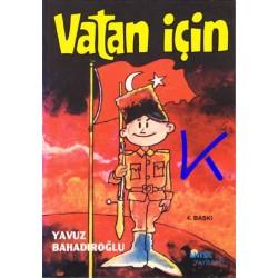 Vatan Için - Yavuz Bahadıroğlu
