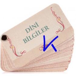 Dini Bilgiler - Kartela - Şifa