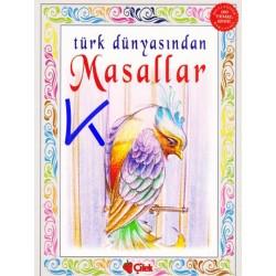 Türk Dünyasından Masallar - büyük boy - Çilek