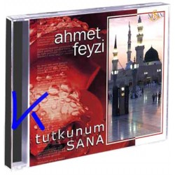 Tutkunum Sana - Ahmet Feyzi - CD