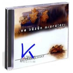 Hüzün Mısraları - Ezgiler - Mustafa Cihat - CD