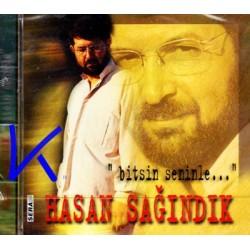 Bitsin Seninle - Hasan Sağındık - CD