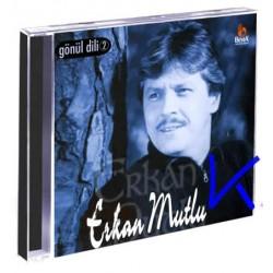 Gönül Dili 2 - Erkan Mutlu - CD