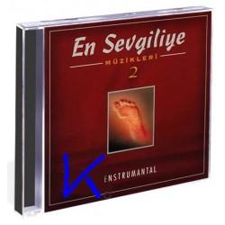 En Sevgiliye Müzikleri 2 - Enstrümental - Dursun Ali Erzincanlı - CD
